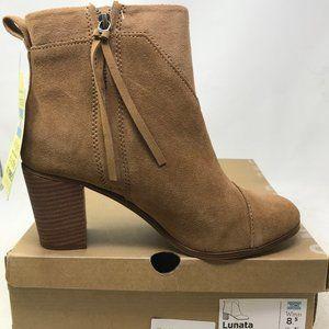 TOMS Women's Lunata Mid Calf Boot